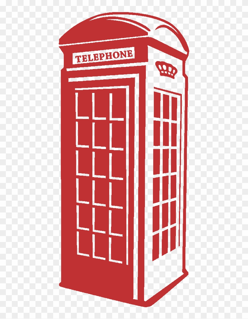 London Clipart Telephone London Booth.