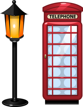 Phone Booth.