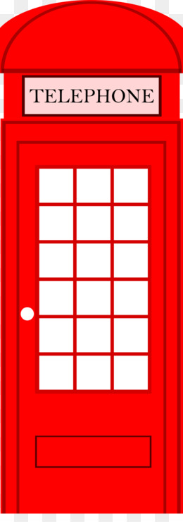 Phone Booth PNG.
