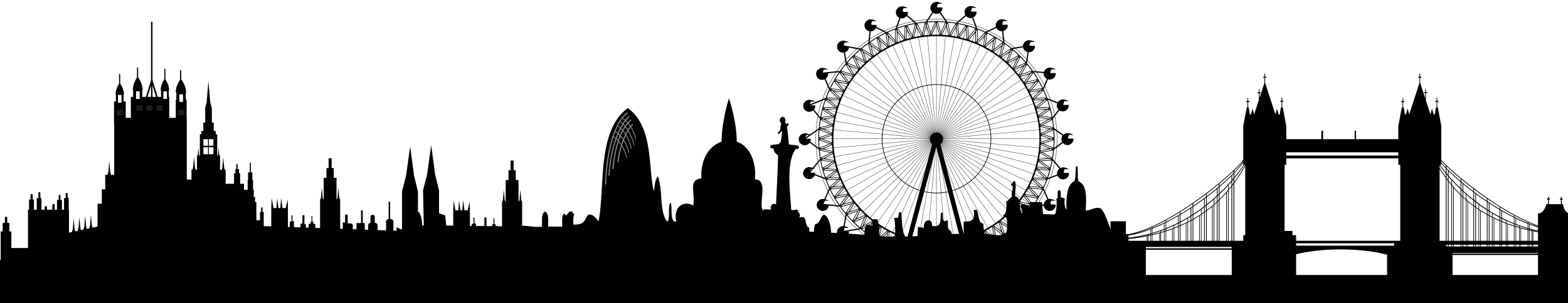 London PNG File.