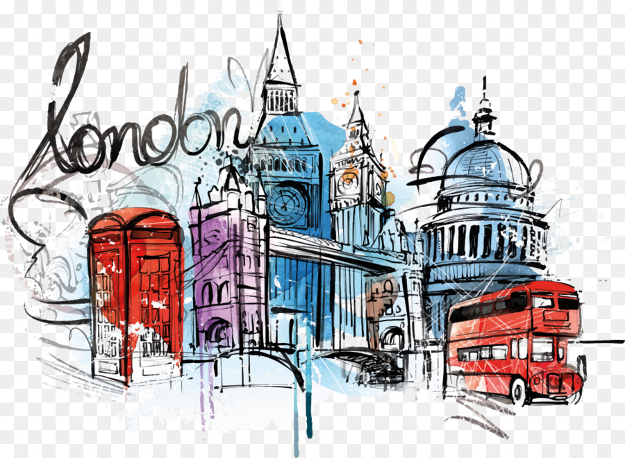 London City png download.