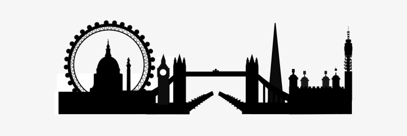 London Clipart Skyline.