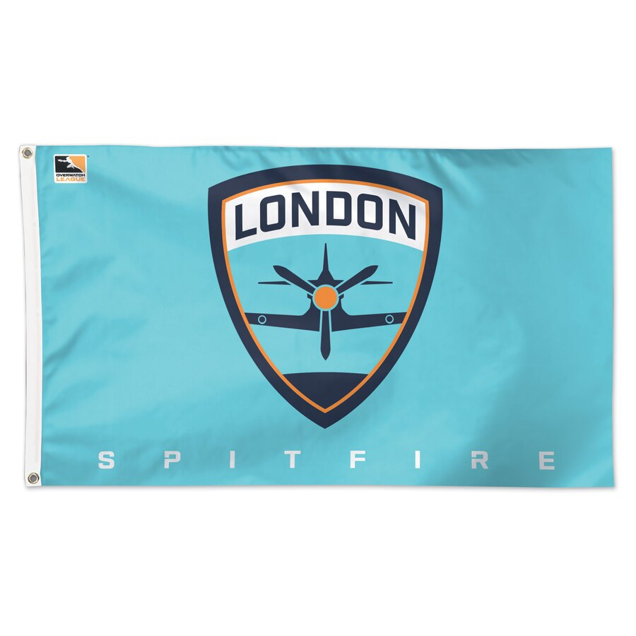 WinCraft London Spitfire Deluxe 3\' x 5\' Flag.