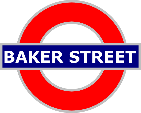 Mike Mcgrath London Tube Sign clip art Free Vector / 4Vector.