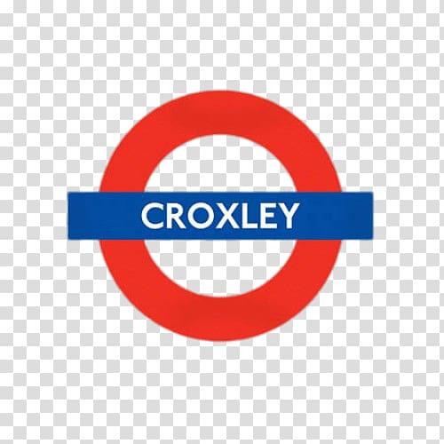Croxley London Underground logo, Croxley transparent.