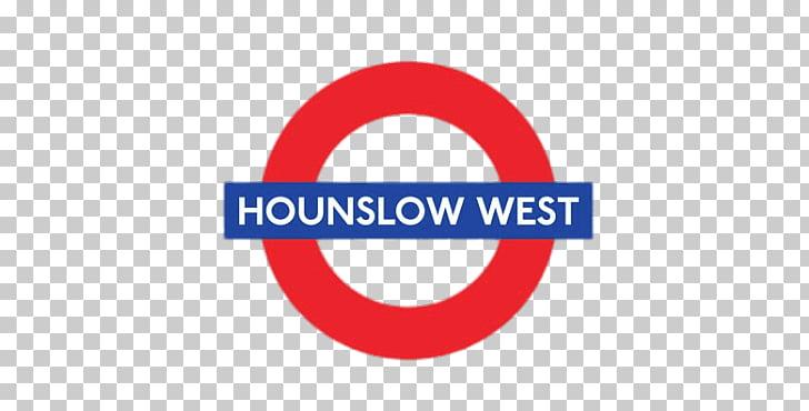 Hounslow West, Hounslow West London Underground logo PNG.