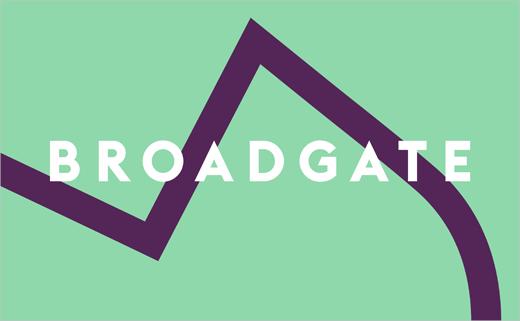 dn&co Develops New Brand for London\'s Broadgate.
