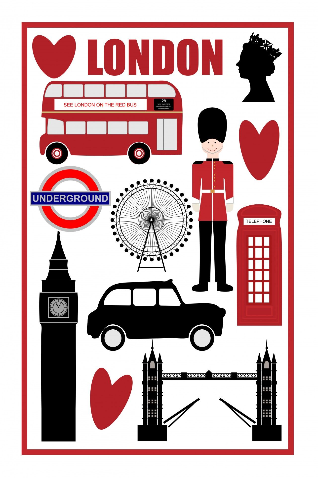 Clipart london 5 » Clipart Station.