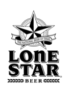 Lone Star Beer Clipart.