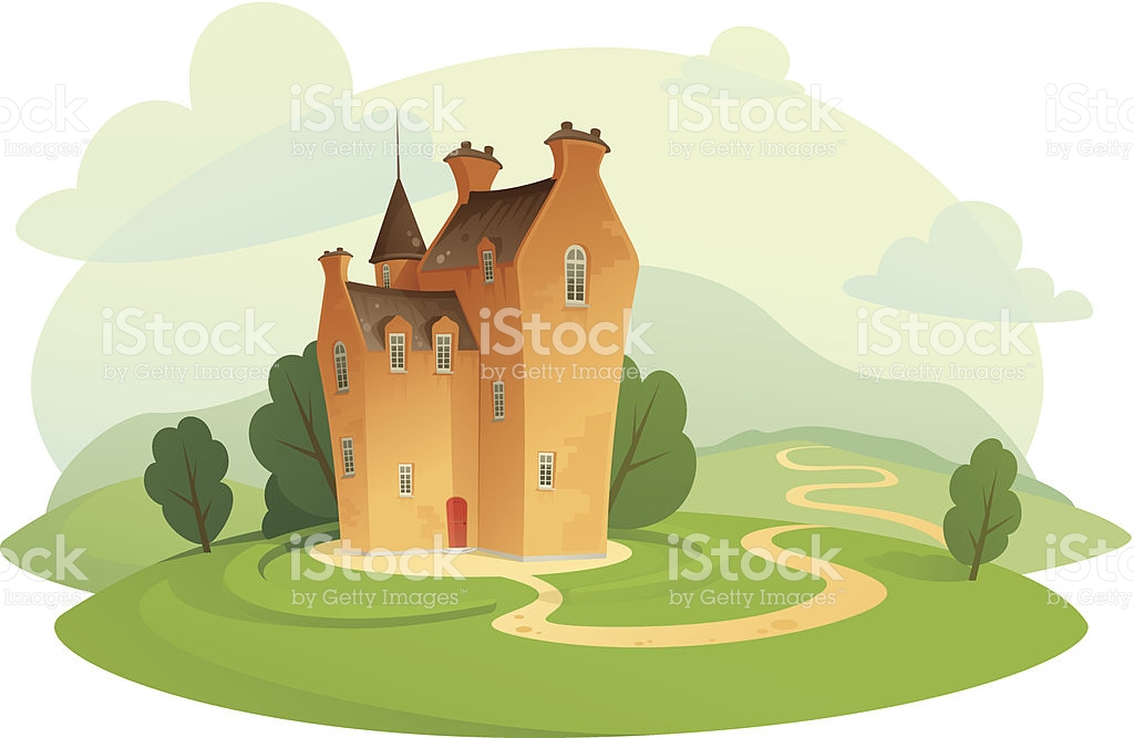 The Lonely House stock vector art 156482355.