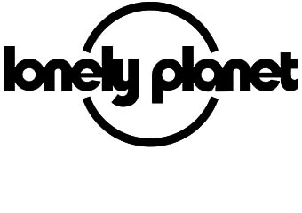 Lonely Planet logo.