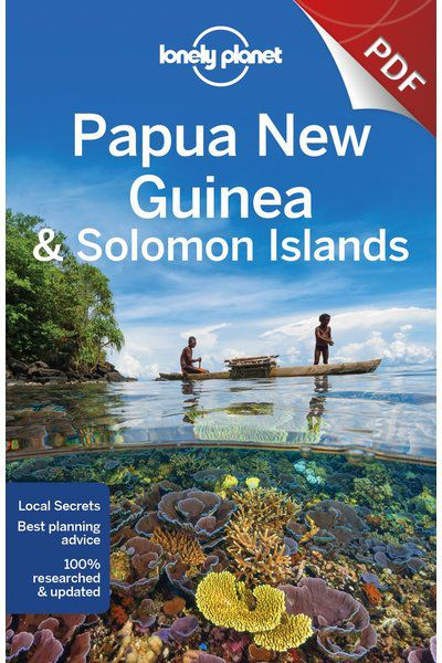 Papua New Guinea & Solomon Islands.