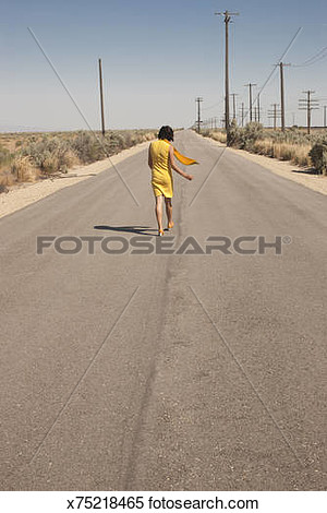 Lonely road clipart.