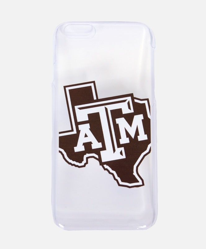 Texas A&M Lonestar logo phone case #AggieGifts.
