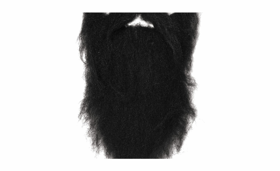 Beard Clipart Transparent Background.