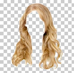 Blonde Hair PNG Images, Blonde Hair Clipart Free Download.