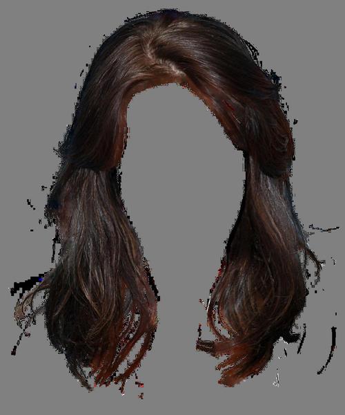 Long hair Brown hair Black hair Hairstyle.