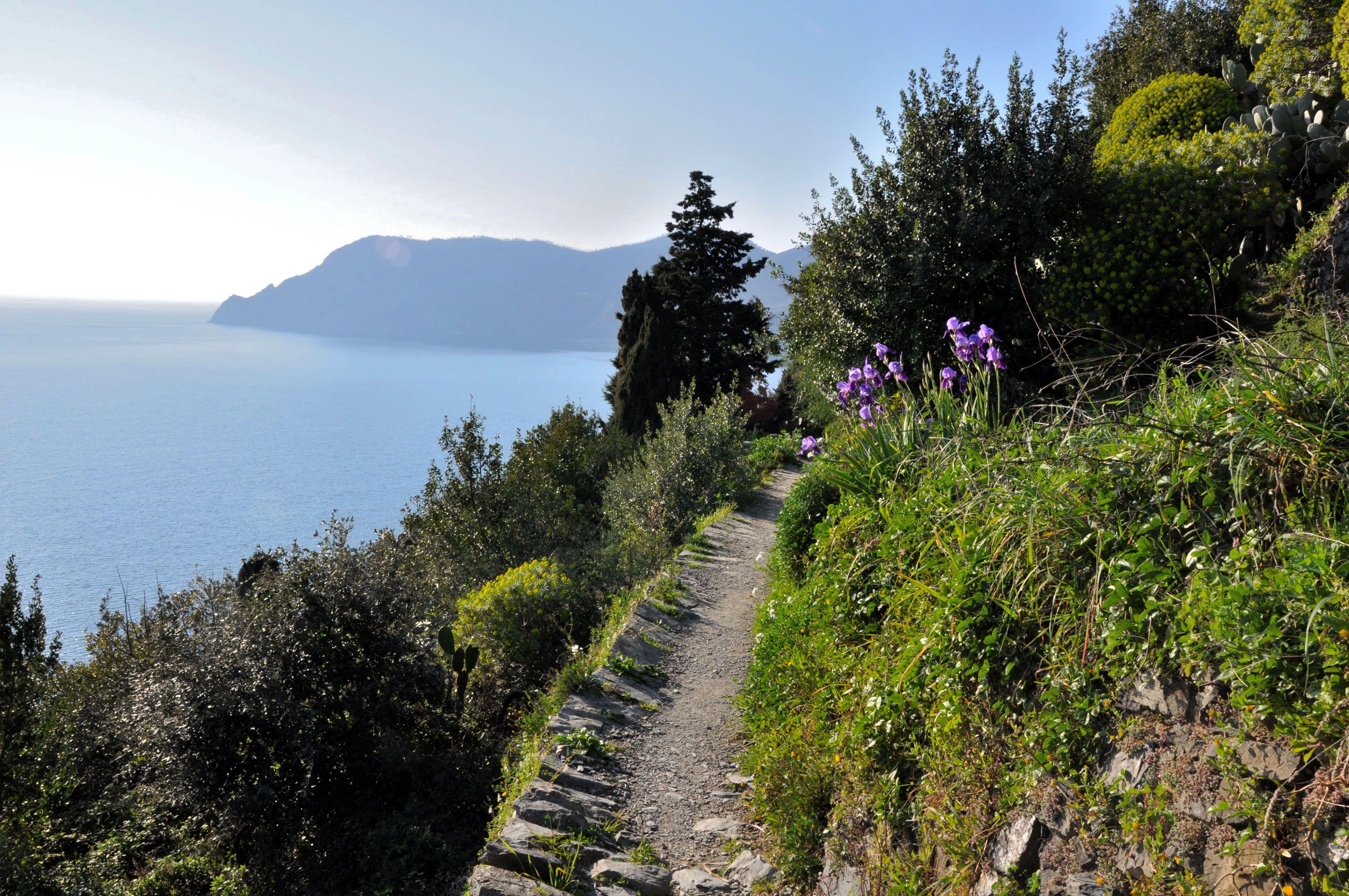 European long distance trails E1.
