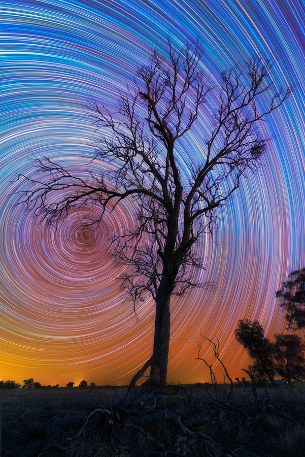 Photographies with long Exposure time.