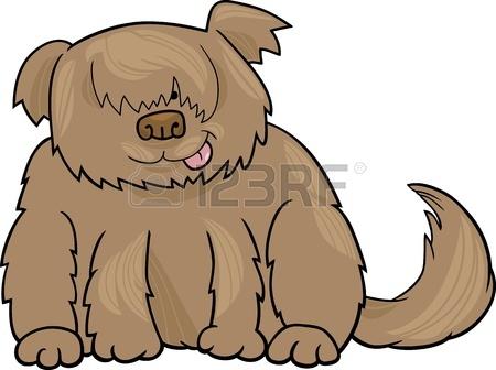 Showing post & media for Cartoon dog long hair.