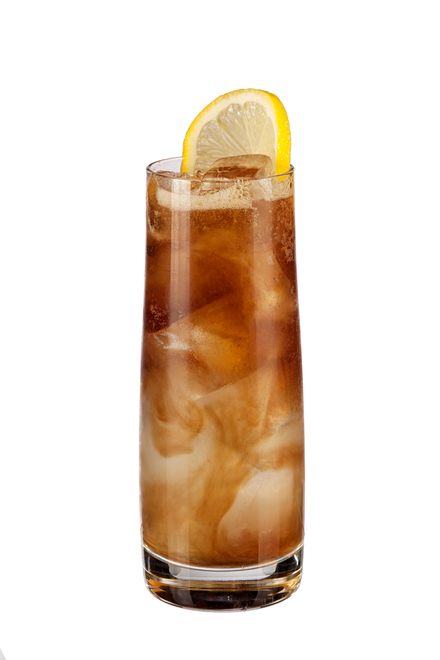 Long Island Iced Tea (IBA) From Commonwealth Cocktails.