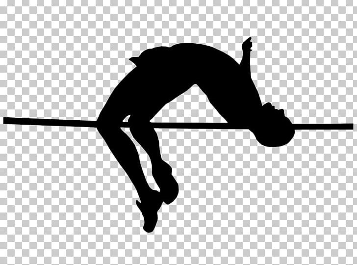 Track & Field High Jump Long Jump PNG, Clipart, Amp, Angle.