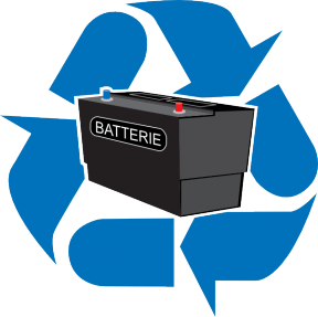 Long Lasting Battery Clip Art.