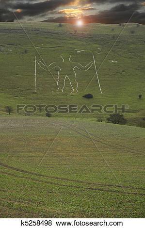 Pictures of Long Man of Wilmington k5258498.