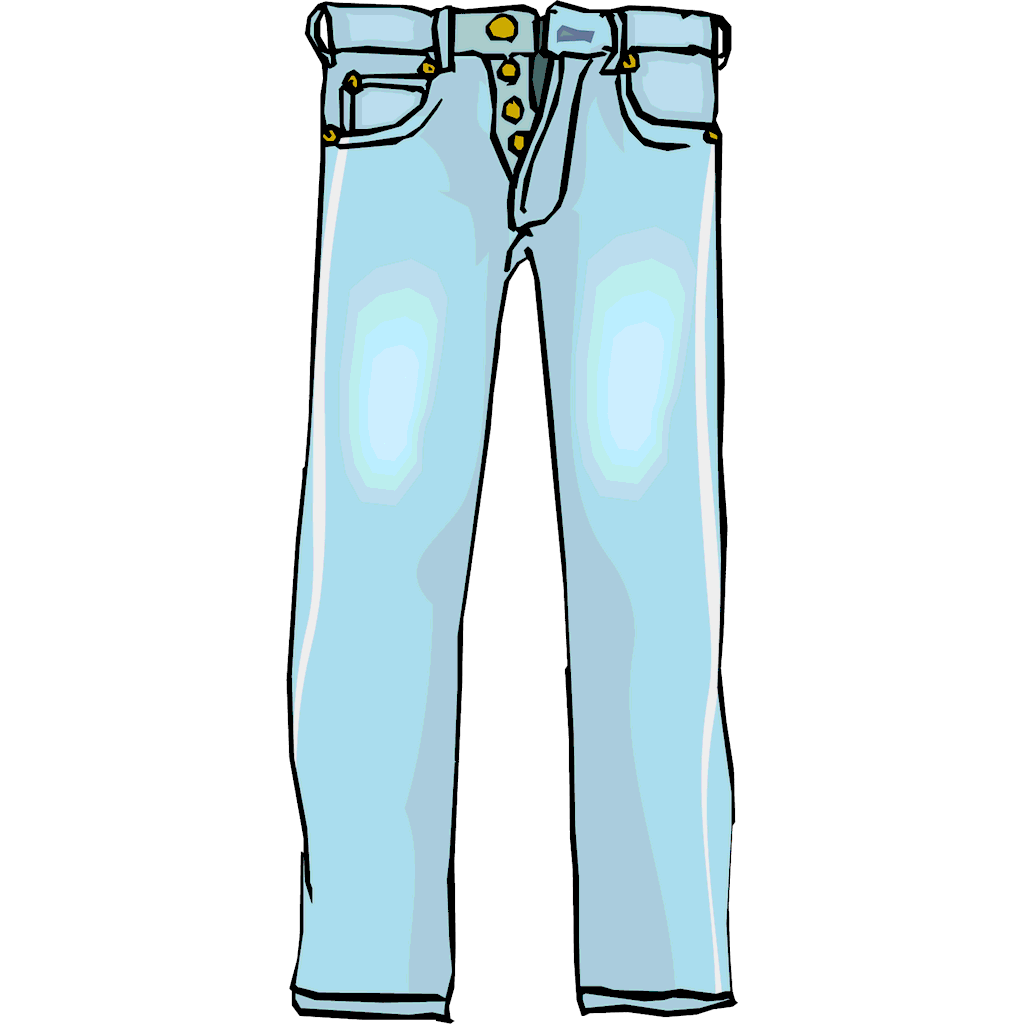 Pants Jeans clipart, cliparts of Pants Jeans free download (wmf.