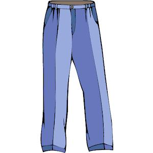 Pants clip art.