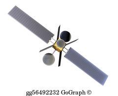 Long probe clipart #2