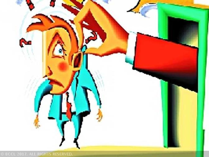 Layoffs: More layoffs likely as India's manufacturing sales shrink.