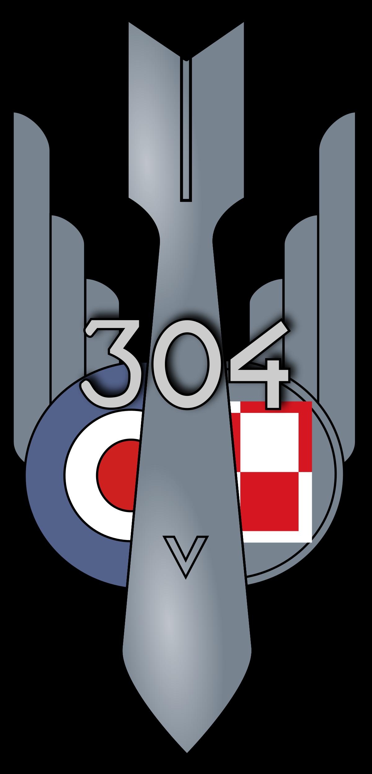 No. 304 Polish Bomber Squadron.