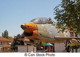 Stock Photo of Bomber Tu.