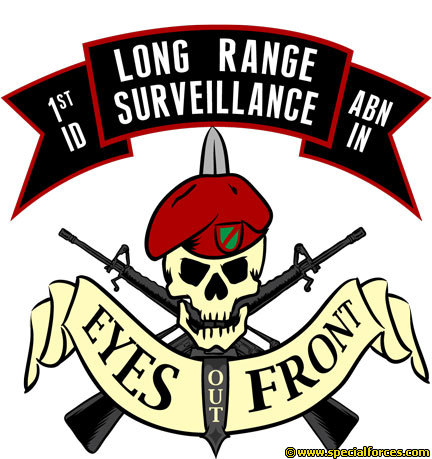 Long Range Surveillance Units.