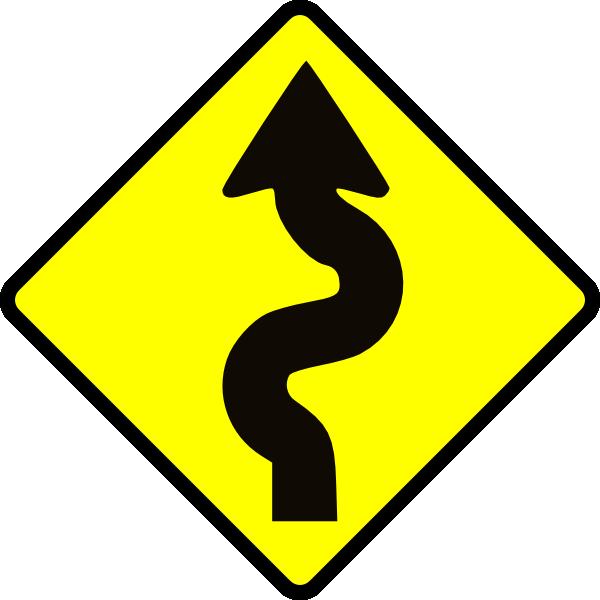 Road Ahead Clip Art.