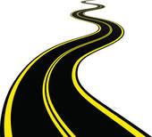 Long Road Clip Art.