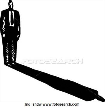 Shadow clip art.