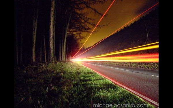 slow shutter speed photography.