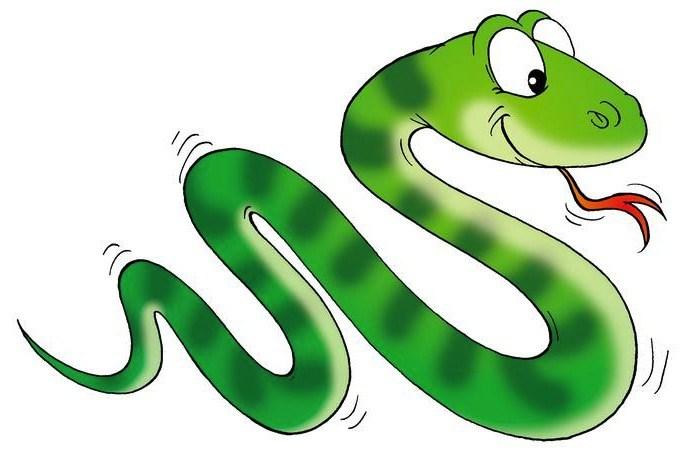 Long snake clipart 4 » Clipart Portal.