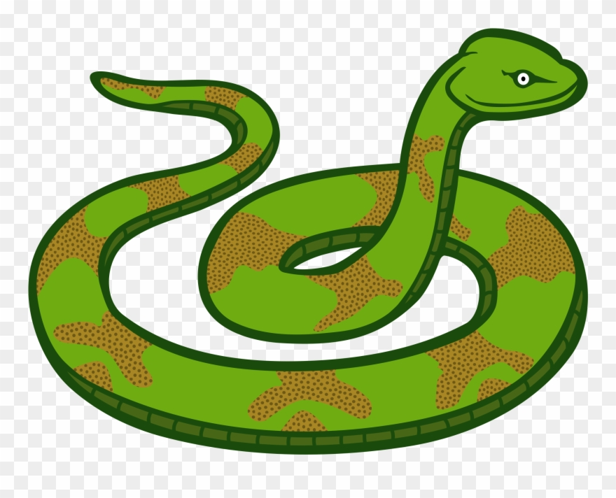 Scary Snake Clipart At Getdrawings.