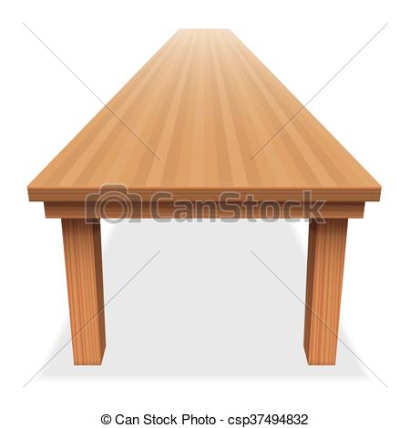 Long table clipart 1 » Clipart Station.