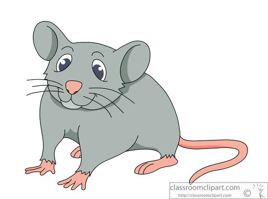 Mouse Clipart : mouse.