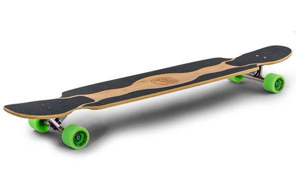 Longboard PNG Picture.