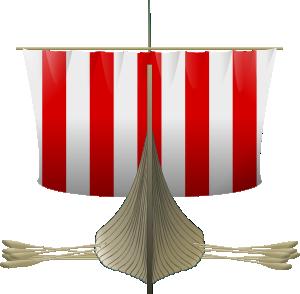 Viking Longship Clip Art at Clker.com.