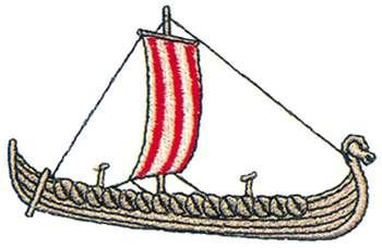 Viking Longboat.