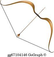 Longbow Clip Art.