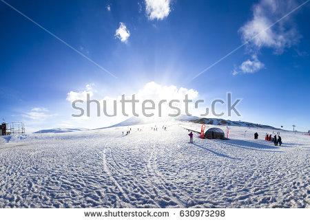 Ski Lift Stock Images, Royalty.