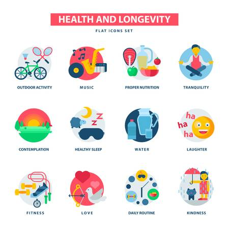 2,838 Longevity Stock Vector Illustration And Royalty Free.