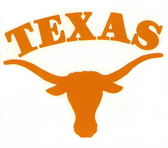 Texas Longhorns Clipart.
